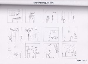 Introduction StoryBoard