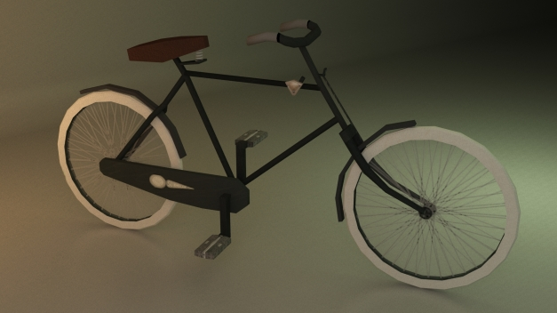 BicycleRender