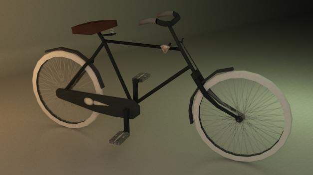 BicycleRender