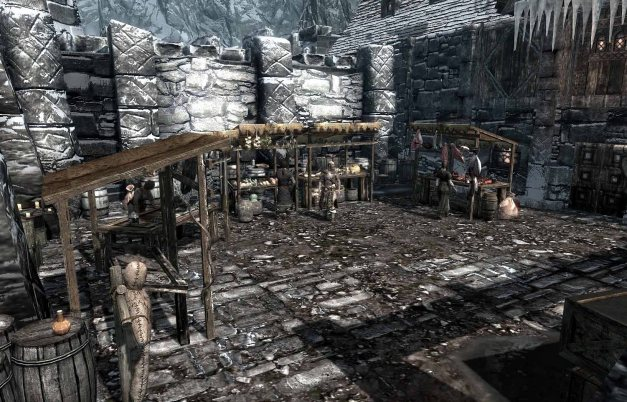 Windhelm_Marketplace