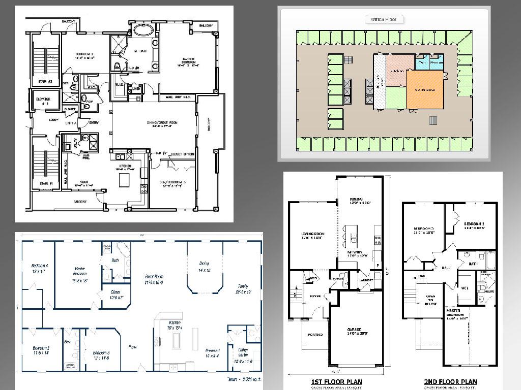Looking at floor plans ryan glover for 10 bellair floor plans