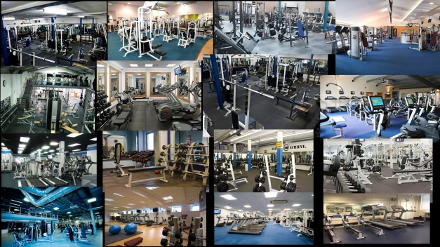 GymCollage