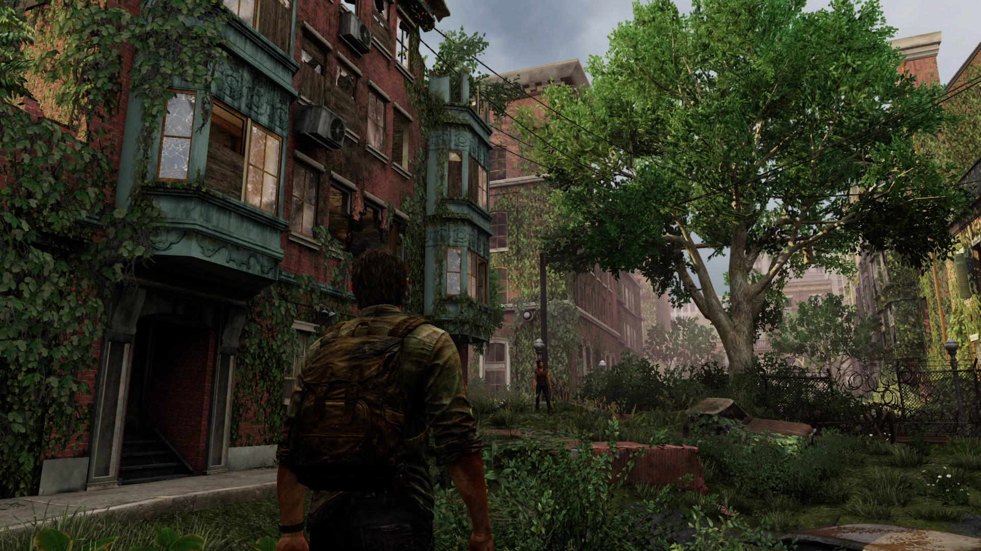 Research: The Last Of Us.