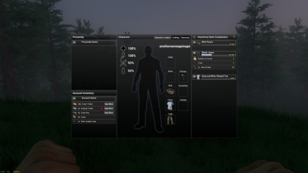 H1Z1interface